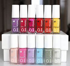 Depend O2 Nailpolish